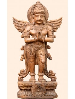 Garuda-The Carrier Of Lord Vishnu