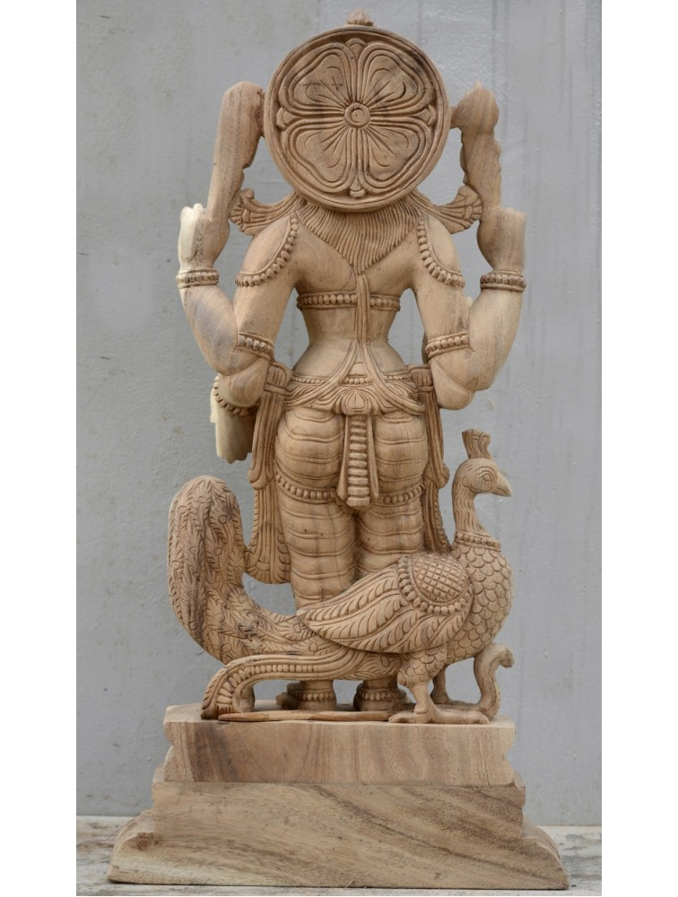 Hindu War God Murugan (Karthikeyan)