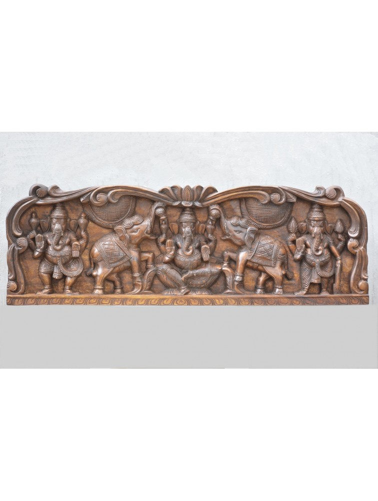 Buy  Ganesha's Wall Mounting Panel