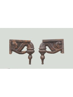 Special Wooden Bodhil Wall Brackets