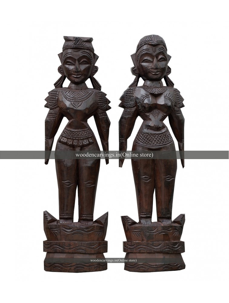 Marapachi Dolls Of Raja Rani